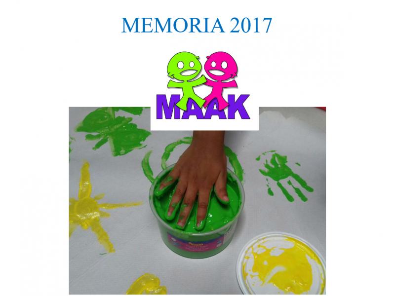 Memoria Maak 2017